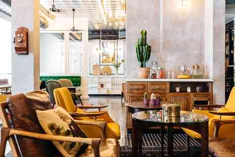Max Brown Hotel - Three Star Trendy Design in Buzzing Berlin for two - Save 67%