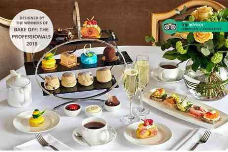 Podium Restaurant - Afternoon tea for two people or Include a glass of Champagne each - Save 50%
