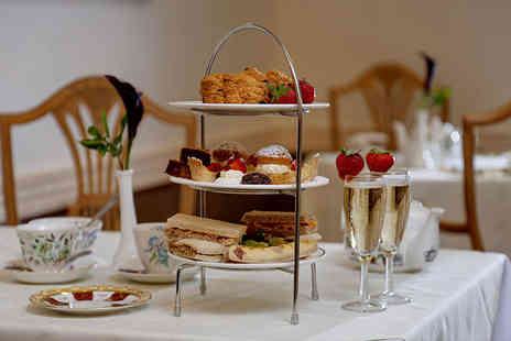The Bell Hotel - Afternoon tea for two with a glass of Prosecco each - Save 62%