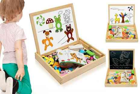 Ckent - Magnetic animal drawing board - Save 83%