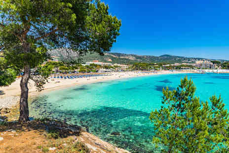 Book It Now Holidays - Three nights half board Mallorca getaway with return flights - Save 22%