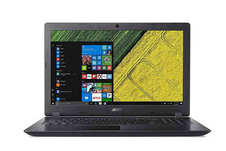 Trojan Electronics - 15.6 Inch Acer Aspire 3 Intel Celeron laptop - Save 18%
