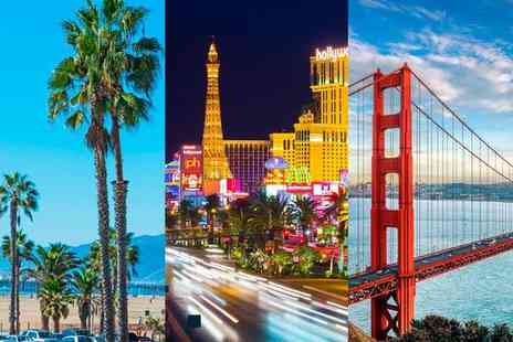 Golden Triangle USA - Triple Centre Stay in Three Iconic Cities - Save 0%