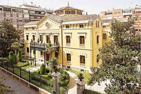 Hospes Palacio De Los Patos - Five Star Beautifully Restored Palace in the Citys Historical Area - Save 50%