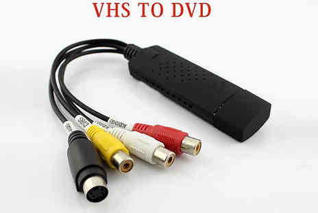 Home Season - VHS to DVD Converter with Free Delivery - Save 89%