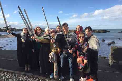 Belfast City Tours - Game of Thrones bus tour for one person visit the sights and settings of Westeros - Save 33%
