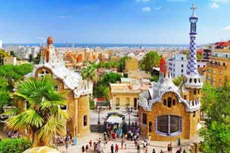 Cruise Nation - 11 Nights Easter Med cruise with Barcelona stay - Save 0%