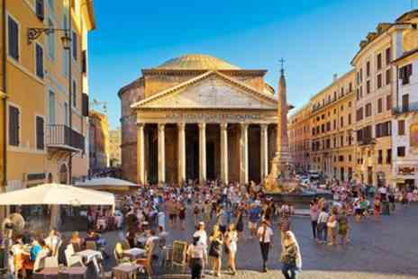 Cruise Nation - 11 nights Med cruise aboard new ship With Rome stay - Save 0%