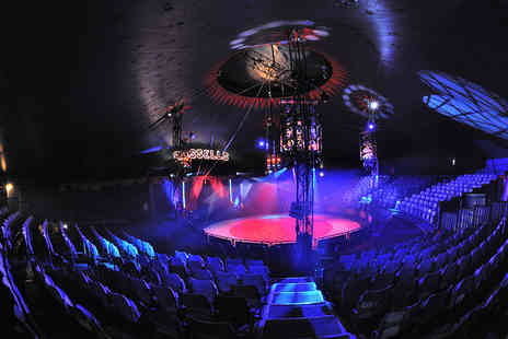 Russells International Circus - Two tickets to see Russells International Circus - Save 0%