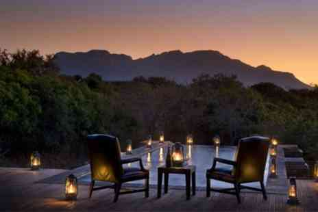 Vuyani Safari Lodge - 5 or 7 Nights Stay with Transfers, Meals and Activities - Save 32%