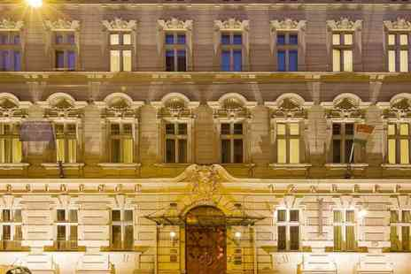Mamaison Residence Izabella - Four Star Deluxe Suite near Andrassy Avenue for two - Save 55%