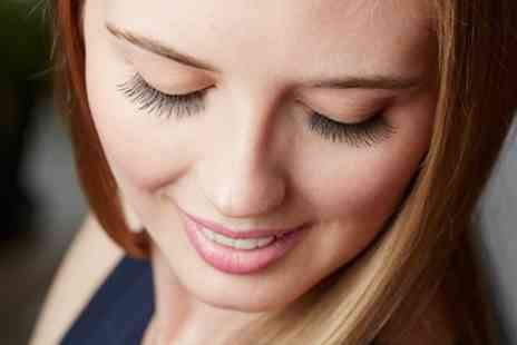 Costello - Eyelash Extensions and Eyebrow Shape and Tint - Save 58%