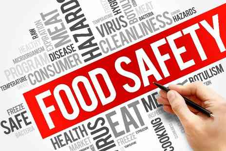 The Training Terminal - Online food hygiene and safety course fully accredited level 2 - Save 67%