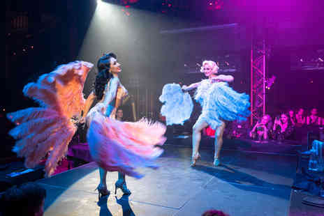 Proud Cabaret - Cabaret show and two course brunch with bottomless cocktails - Save 53%