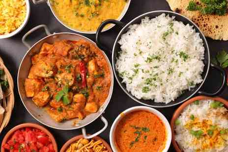 Regal Spice - All you can eat lunch for two people with unlimited soft drinks enjoy delicious Indian and Nepalese cuisine - Save 46%