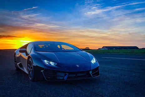 Supercar World UK - Three lap junior driving experience for one person in a sports car or super car - Save 64%