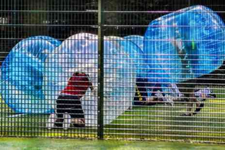 AlfresGo - One Hour Zorb Sports Session for Up to Ten - Save 46%
