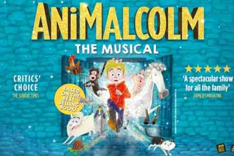 ATG Tickets - One best available ticket to AniMalcolm on 6 To 7 March - Save 50%