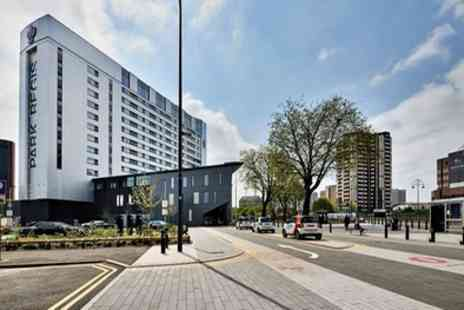 Park Regis Birmingham - Deluxe Double Room for Two with Breakfast and Option for Dinner - Save 35%