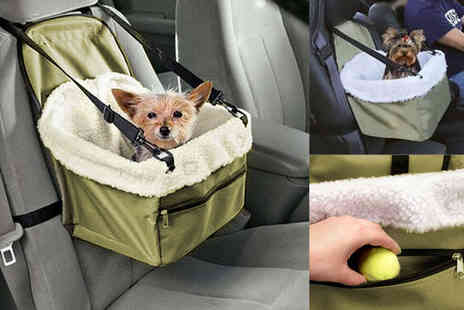 Wow What Who - Pet car seat - Save 71%