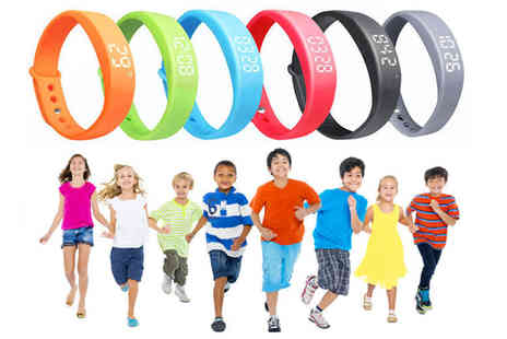 ugoagogo - 13 in 1 kids smart fitness activity watch choose from six colours - Save 50%