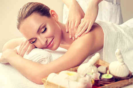 The Sun Spa - 90 minute pamper package choose from twelve delightful treatment - Save 70%