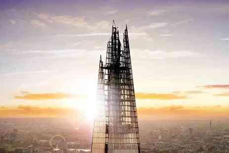 Shard Viewing Gallery Management - Exclusive Early Entry to The View Face Painting, Competitions & Unlimited Drinks - Save 50%