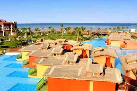 Teletext Holidays - Five star all inclusive Hurghada break with flights - Save 0%