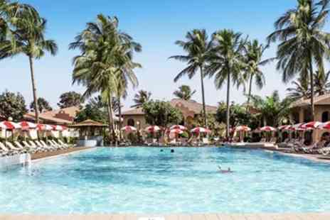 The Gambia Experience - Last minute deluxe Gambia beach holiday including flights - Save 0%