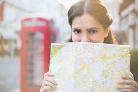Puzzling Adventures - London, Edinburgh or Cambridge Scavenger Hunt for Up to Eight Players - Save 73%