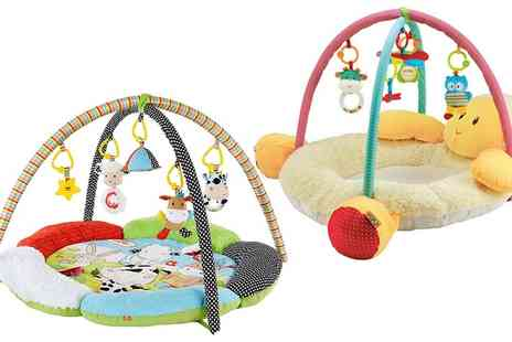 Groupon Goods Global GmbH - Early Learning Centre Blossom Farm Activity Gym With Free Delivery - Save 0%