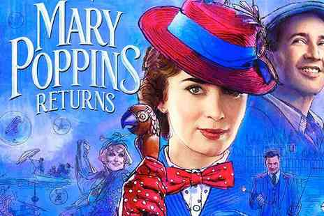 BFI - Family Funday Mary Poppins Returns - Save 20%