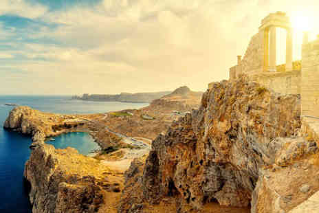 Bargain Late Holidays - Seven nights all Inclusive Rhodes holiday with return flights - Save 30%