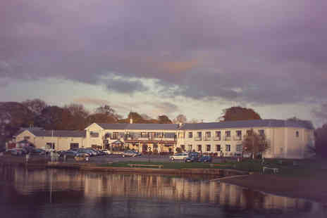 Lakeside Manor Hotel - Overnight County Cavan break for two people with breakfast - Save 37%