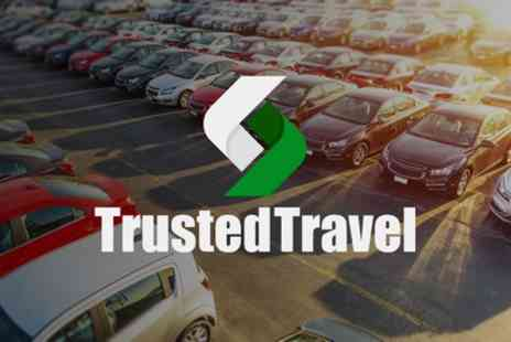 Trusted Travel - Up to 35% Off Airport Parking - Save 0%