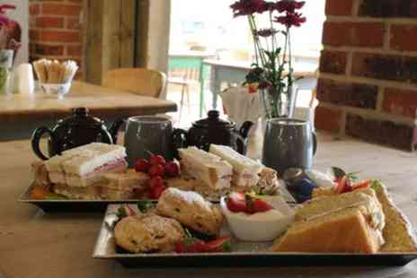 Planters A21 - Afternoon Tea or Sparkling Afternoon Tea for Two or Four - Save 30%