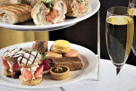 Royal Terrace Hotel - Afternoon Tea for Two or Four with Optional Prosecco - Save 50%