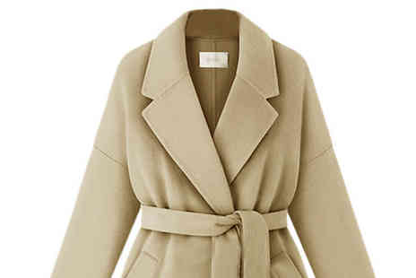 Best mall ever - Spring Fashion Soft Trench Coat Choose from 3 Colours - Save 66%