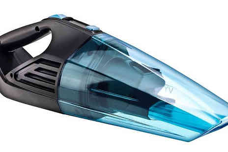Direct Vacuums - Vytronix Cordless Handheld Wet and Dry Vacuum - Save 58%
