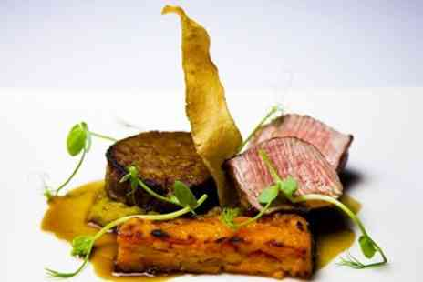 Angels Restaurant Preston - Five course tasting menu for 2 - Save 51%
