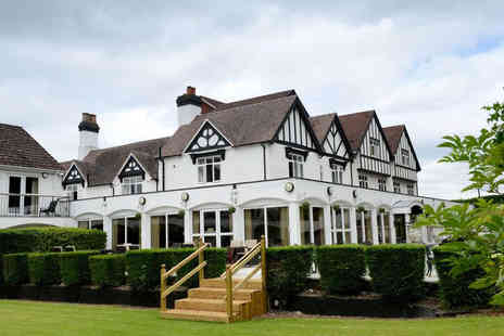 Buckatree Hall Hotel - One night Shropshire escape for two people in a superior room with breakfast included - Save 43%
