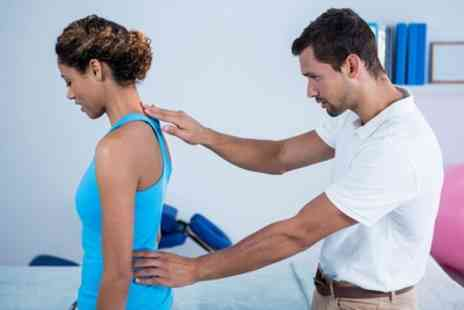 Dorsi Spinal Institute - Chiropractic Consultation with 3D Posture Scan and One or Two Treatments - Save 88%