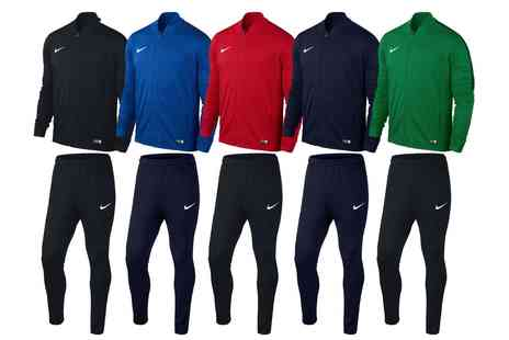 Groupon Goods Global GmbH - Nike Academy Mens Tracksuit - Save 13%