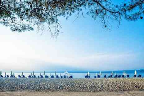 Bargain Late Holidays - Seven nights all inclusive Halkidiki holiday with return flights - Save 32%