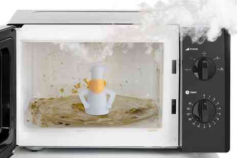 Ckent - Crazy chef microwave cleaner - Save 75%