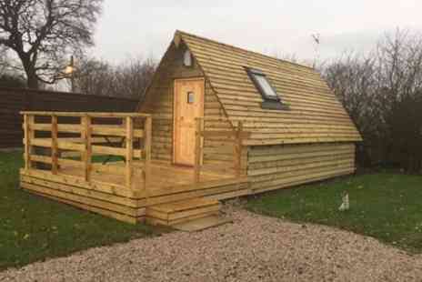 Harrison Holidays - 1 To 3 Nights in Glamping Haripod Up to Four at Royal Umpire or Wild Rose Holiday Parks - Save 0%