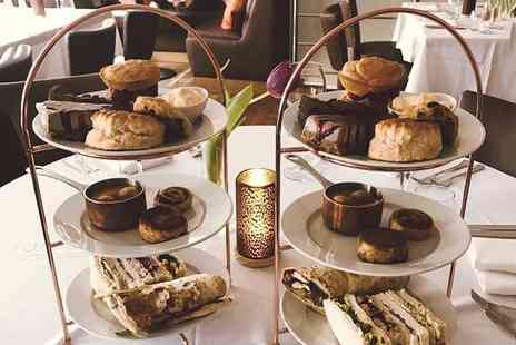 Souls Restaurant - Afternoon tea for two people or include a glass of Prosecco each - Save 46%