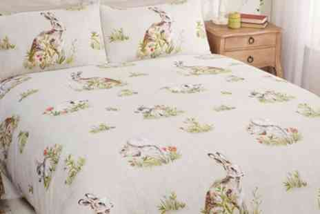 Groupon Goods Global GmbH - Rapport Home Country Bumpkins Duvet Set - Save 0%