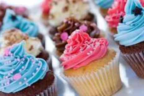 Butter Cups - £12 for a box of 20 assorted cupcakes, worth £32 at Butter Cups � save 63% on sweet treats! - Save 63%