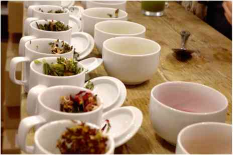 Bird and Blend Tea Co - Mum and Me Tea Blending Workshop for Two - Save 0%